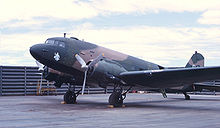 "AC-47 ""Spooky"" or ""Puff"" (Puff the Magic Dragon)"