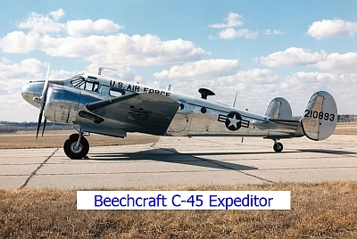 "C-45 ""Expeditor"""